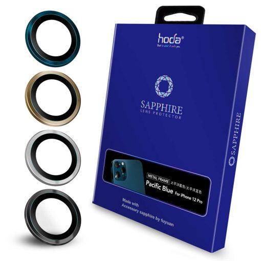 藍寶石金屬框鏡頭保護貼